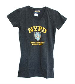 NYPD V-Neck Baby Doll