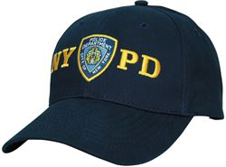 NYPD Letters Cap