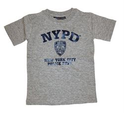NYPD Infant Tshirt