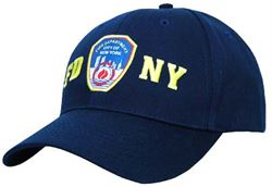 FDNY Shield Logo Cap