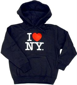 I Love NY Kids  Sweatshirt Hoodies