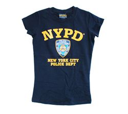 NYPD Crew-Neck Baby Doll