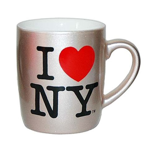 I Love NY Mini Mugs